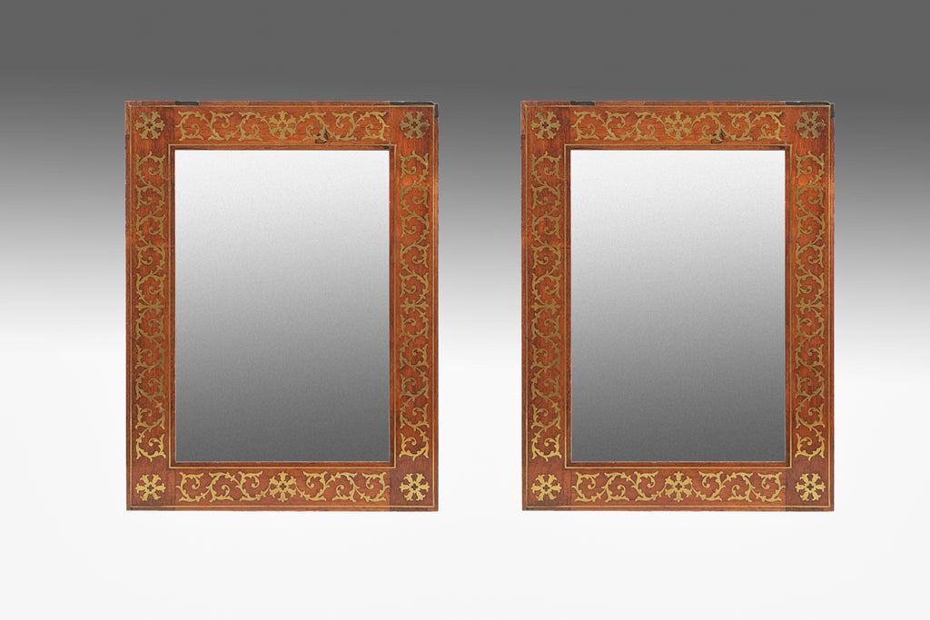 A Pair of 19th Century Mirrors - MR146