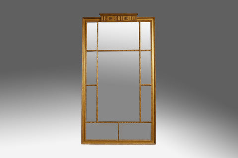 A Large Chippendale Style Mirror - MR112