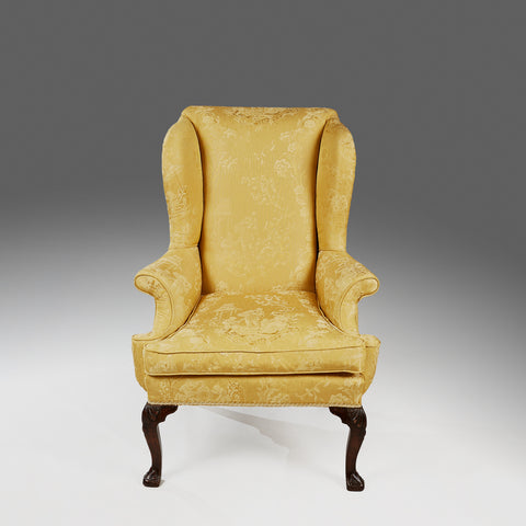 An 18th Century Wing Chair - ST201