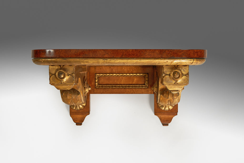 A Regency Hanging Console Table -TB417