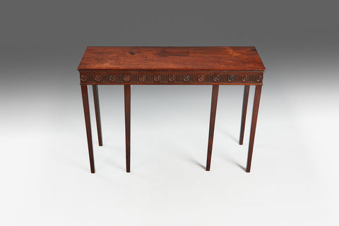 An 18th Century Adam Side Table - TB419