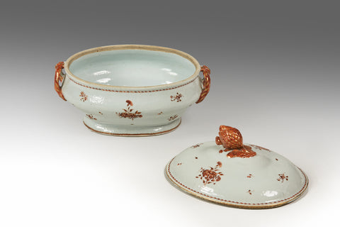 An 18th Century Chinese Tureen - MS180