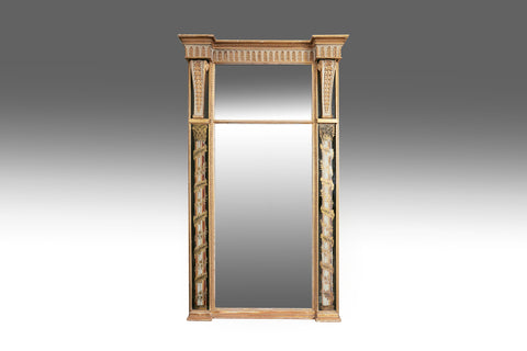 A Regency Gilt Mirror - MR163