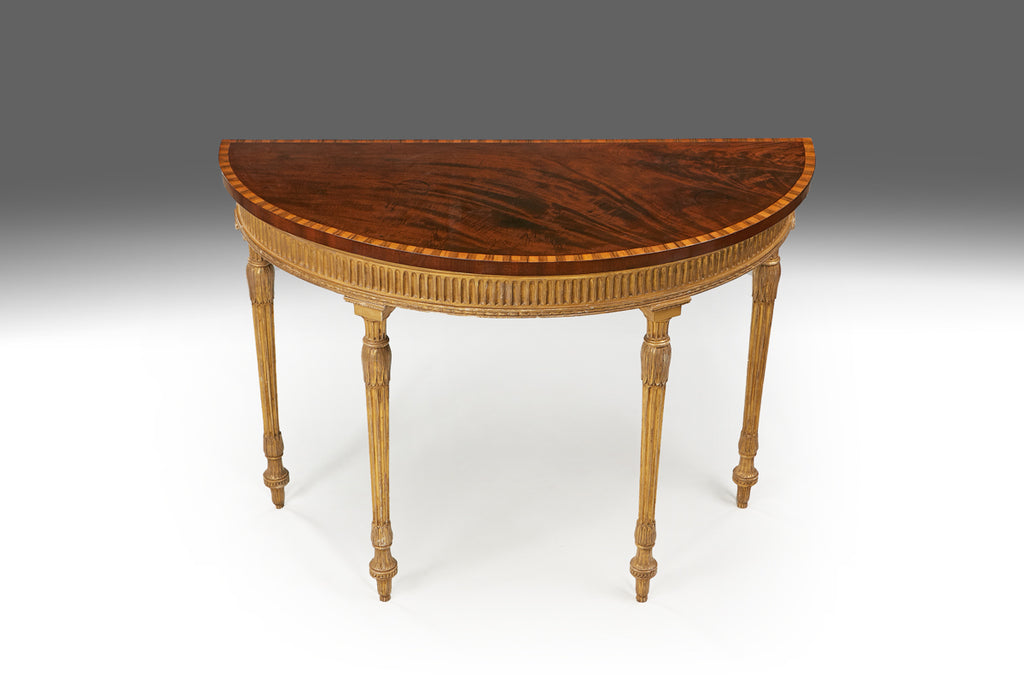 A fine 18th Century English Side Table - TB253