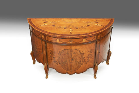 An Extremely Rare Commode - CCT130