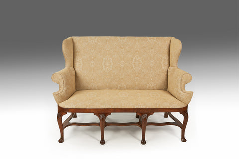 A Georgian Walnut Sofa - ST410
