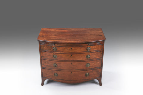 A Georgian Chest on Chest - CCT301