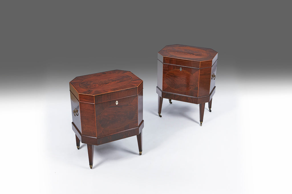 A Pair of 18th Century Wine Coolers - BUC158