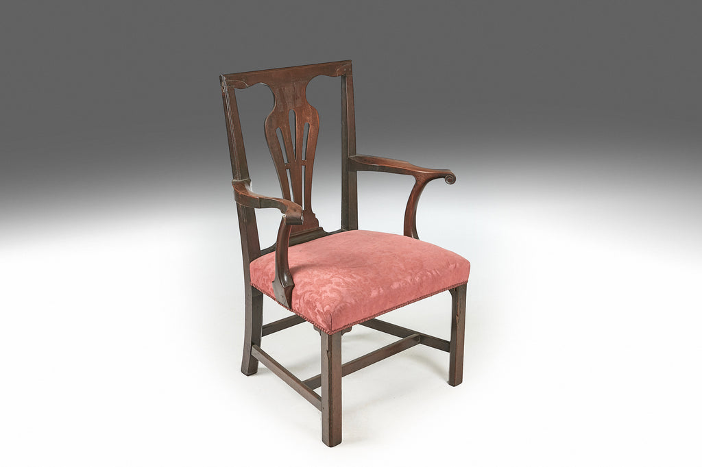 An 18h Century Armchair - REST35