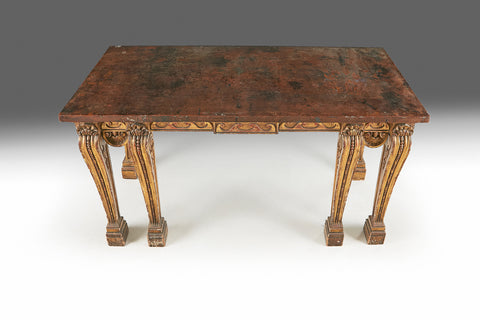 An English 18th Century Side Table - REST05