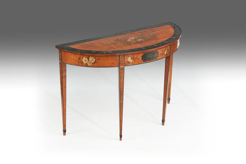 An 18th Century Side Table - REST32