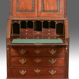 A Georgian Bureau Bookcase - REST16
