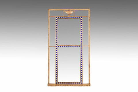 A Georgian Gilt Mirror - MR149