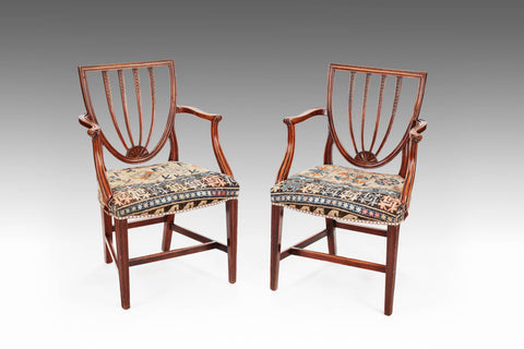 A Pair of 19th Century Stools - ST513