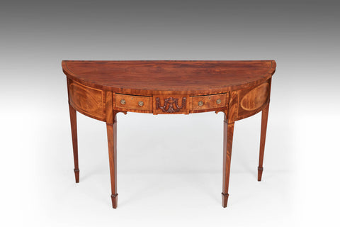 A Fine 18th Century Side Table - TB734