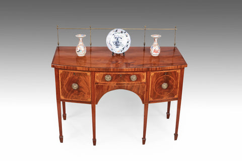 A Georgian Demi-Lune Sideboard - SB01