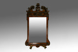An 18th Century Mahogany Mirror - MR136