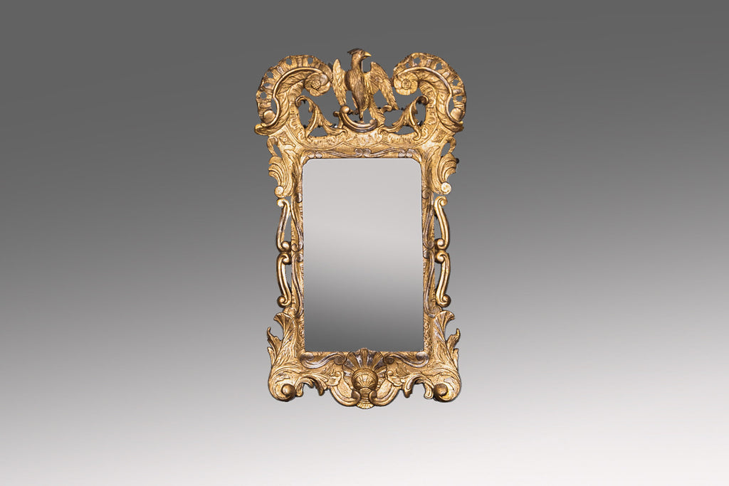 Irish 18th Century Mirror - MR111