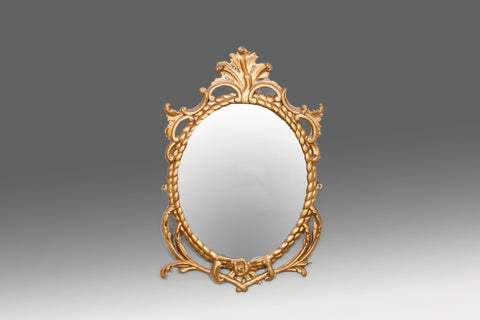Georgian Oval Mirror - MR107