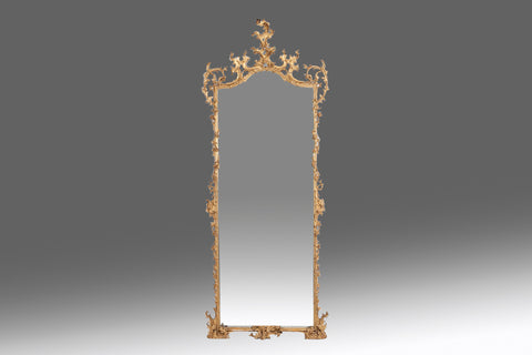 A Regency Convex Mirror - MR123