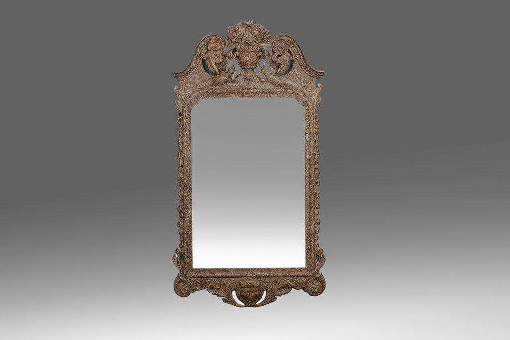 A Rare 18th Century Mirror - MR134