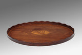 A Georgian Oval Tray - MS127