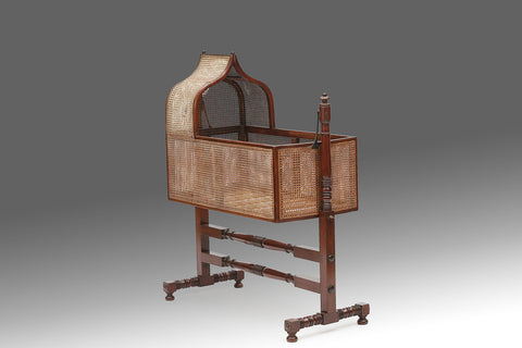 A Regency Cot by Gillingtons of Dublin - MS141
