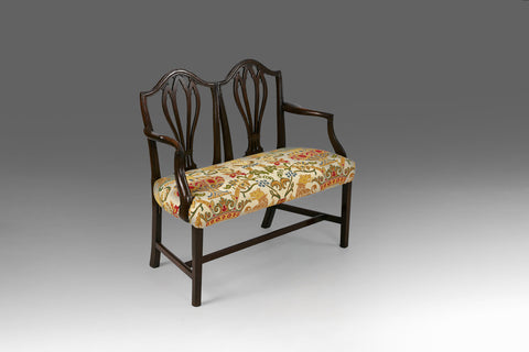 A George Hepplewhite Child's settee - ST304