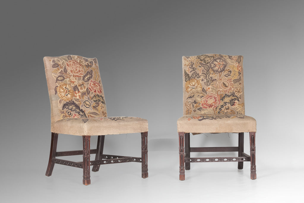 A Set of Eight Georgian Chairs - REST40