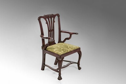 A Set of Six Georgian Chairs - ST415