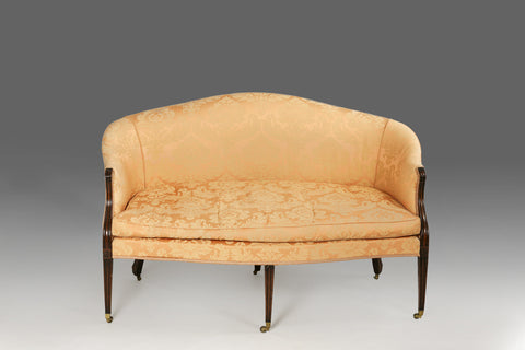 A Georgian Hepplewhite Settee - ST300