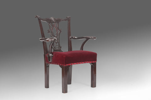 A Regency Tub Chair - ST159