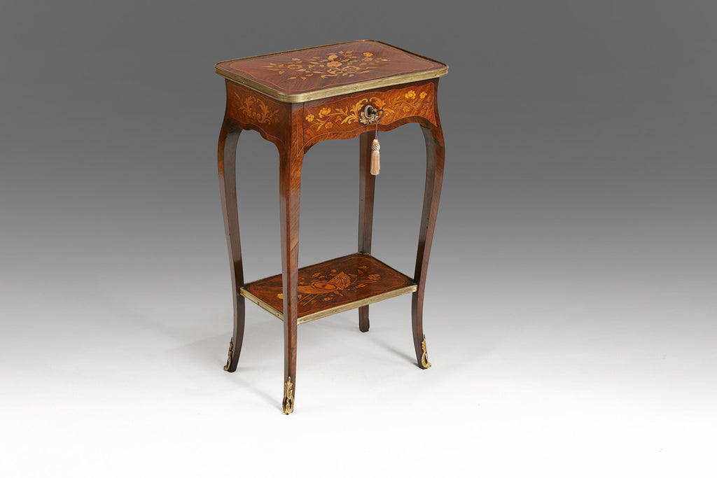A 19th Century French Table - TB304