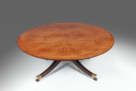 A Georgian Round Tripod Table - TB180