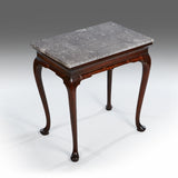 A Georgian Walnut Side Table - TB401
