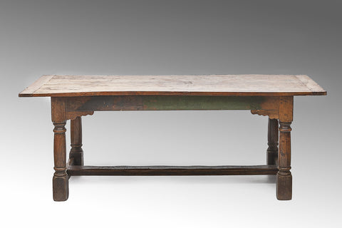 An Early 18th Century Kitchen Table - TB213