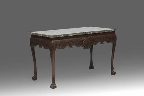 An Irish 19th Century Side Table - TB218