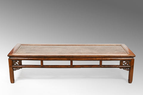 A large Chinese Opium Table - TB223