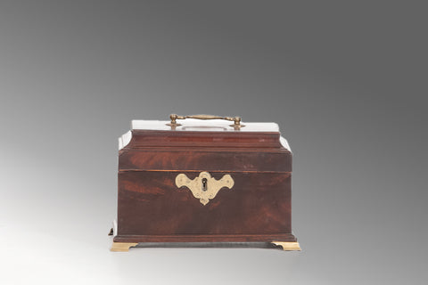 Walnut Tea Caddy - TC114
