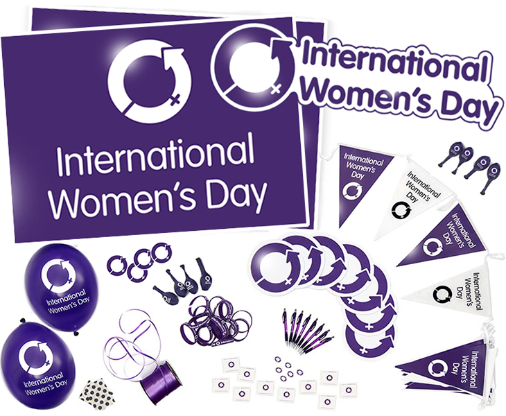 International Women's Day - The Colours Of Equality