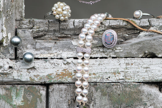 Top 5 Tips to look after your Pearl Jewellery