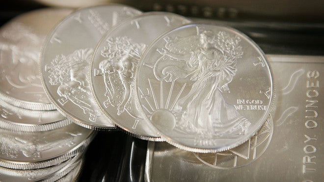 US Mint Runs Out Of Eagle Coins As Silver Demand Soars