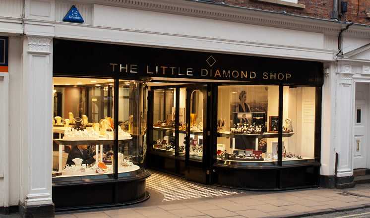 The Little Diamond Shop : Ogdens York