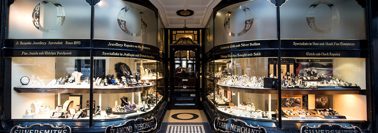 Ogden Jeweller Harrogate Yorkshire