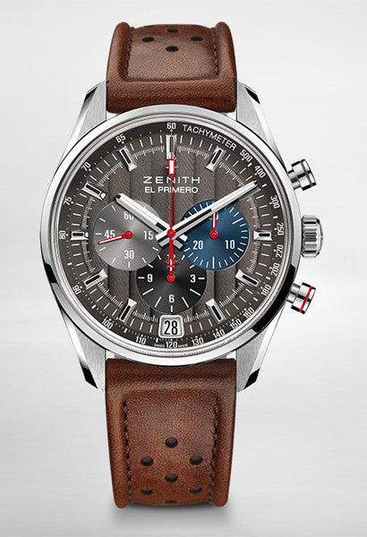 Zenith El Primero 36'000 VPH Classic Cars 42mm Watch 03-2046-400-25-C771 - Ogden Of Harrogate