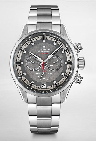 Zenith El Primero Sport 45mm Chronograph Watch 03-2280-400-91-M2280 - Ogden Of Harrogate