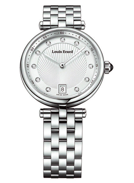 LOUIS ERARD Romance Ladies Watch 11810AA11 BMA24 - Ogden Of Harrogate - 1