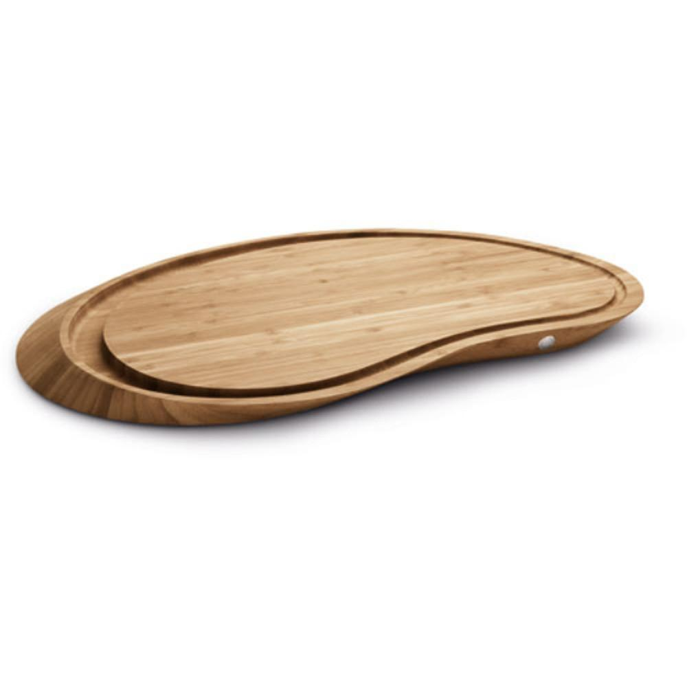 Georg Jensen Oak Chopping board. -