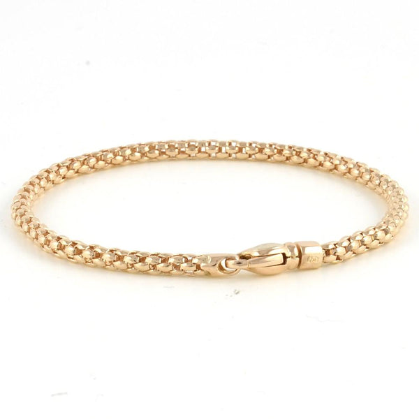 FOPE 18ct Yellow Gold 'Small' Bracelet