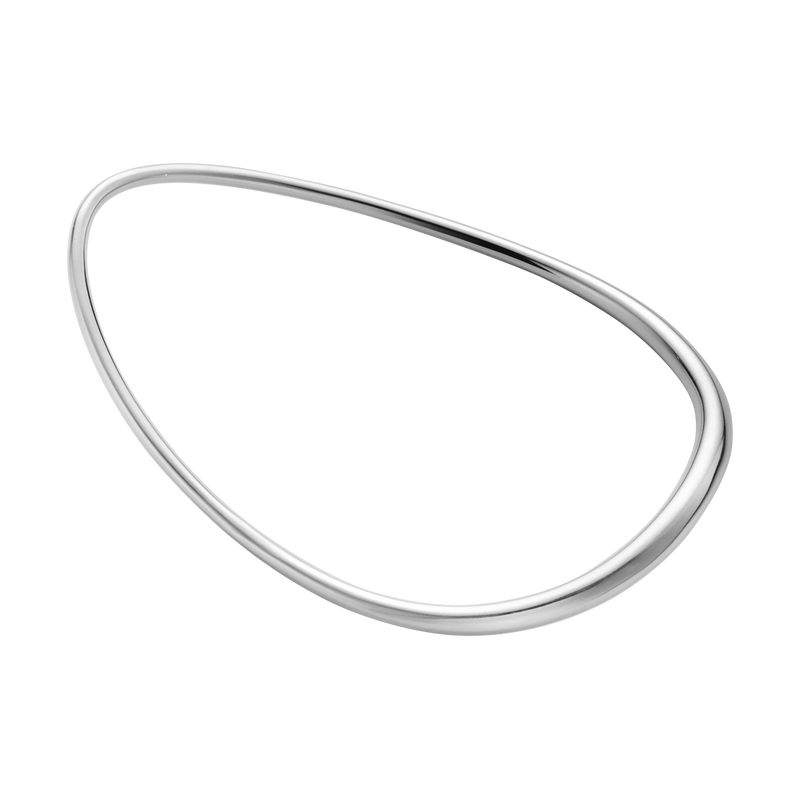 OFFSPRING BANGLE - STERLING SILVER, SIZE L - 10013293